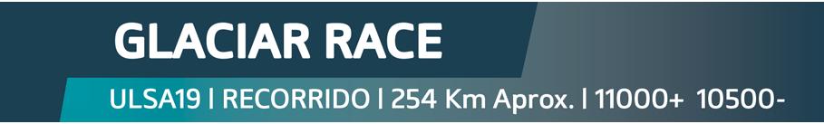 Glaciar Race - cabecera