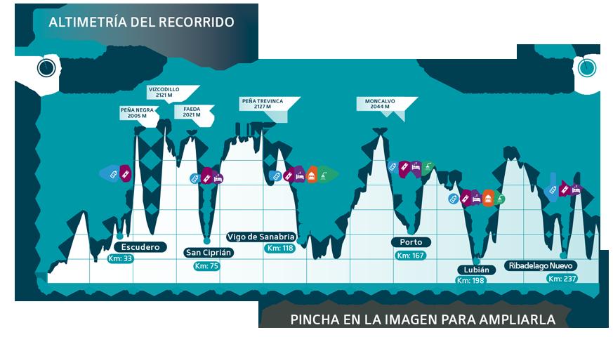 Glaciar Race 2019 - perfil