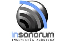 Insonorum Ingeniería Acústica - Logo