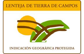 Lenteja de Tierra de Campos - logo