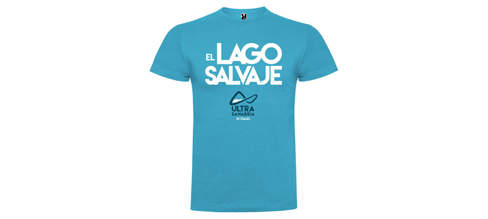 Camiseta azul algodón Ultra Sanabria 2020