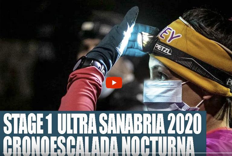 UltraSanabria 2020 - Vídeo Etapa 1 nocturna