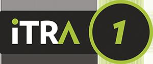 Logo ITRA 1 punto