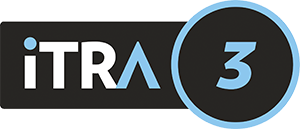 Logo ITRA 3 puntos